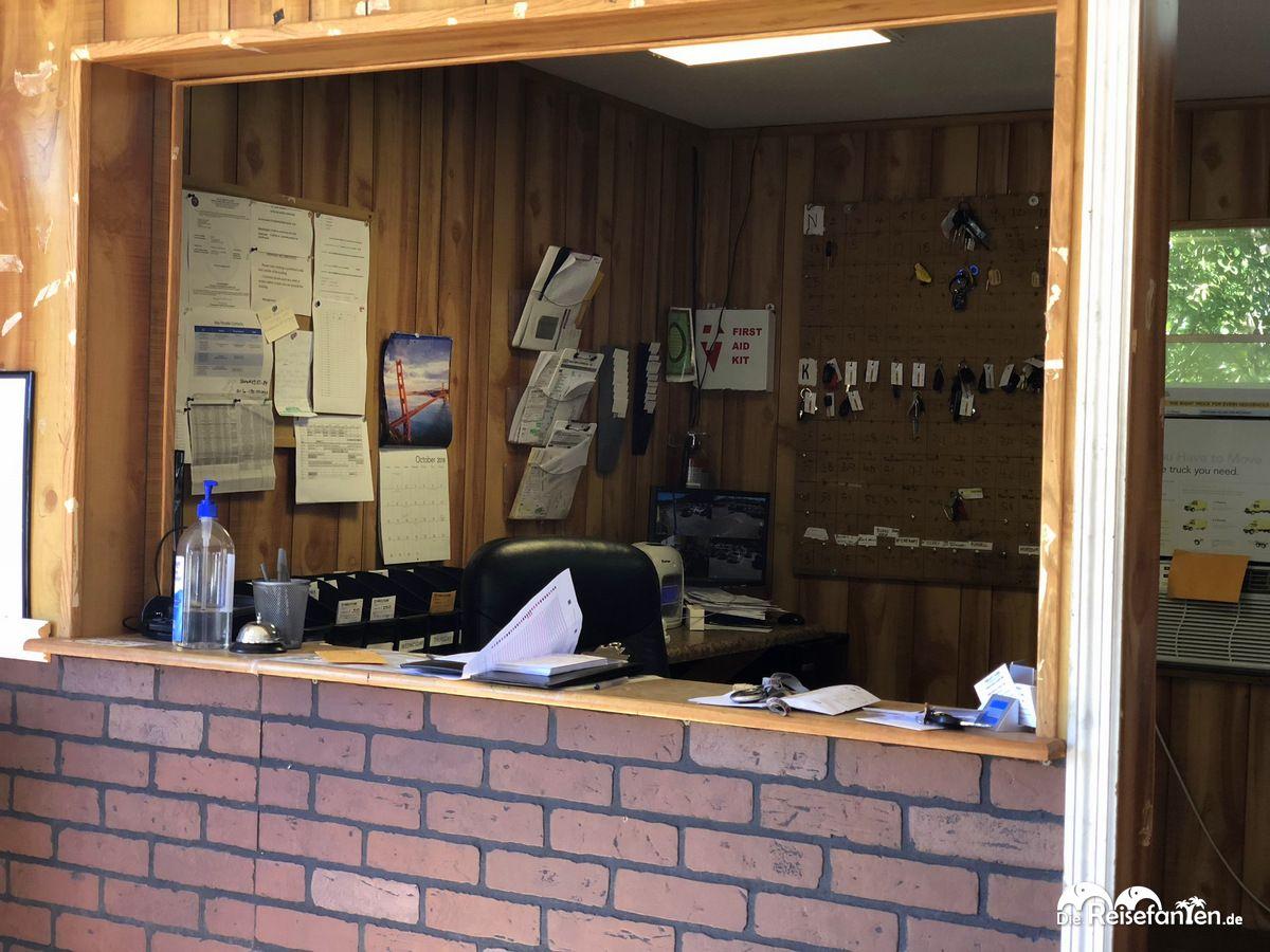 Büro von Park EZ Fly in Jacksonville