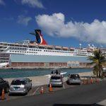 Die Carnival Elation in Nassau