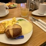Frühstück im Vi Vadi Hotel Bayer 89 in München