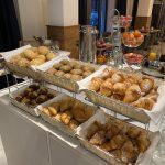 Frühstücksauswahl im Vi Vadi Hotel Bayer 89 in München