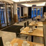 Frühstücksbereich im Vi Vadi Hotel Bayer 89 in München