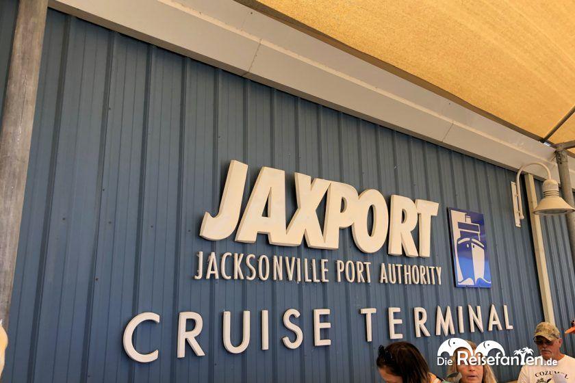 Kreuzfahrtterminal von Jacksonville