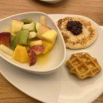 Süßes Frühstück im Vi Vadi Hotel Bayer 89 in München