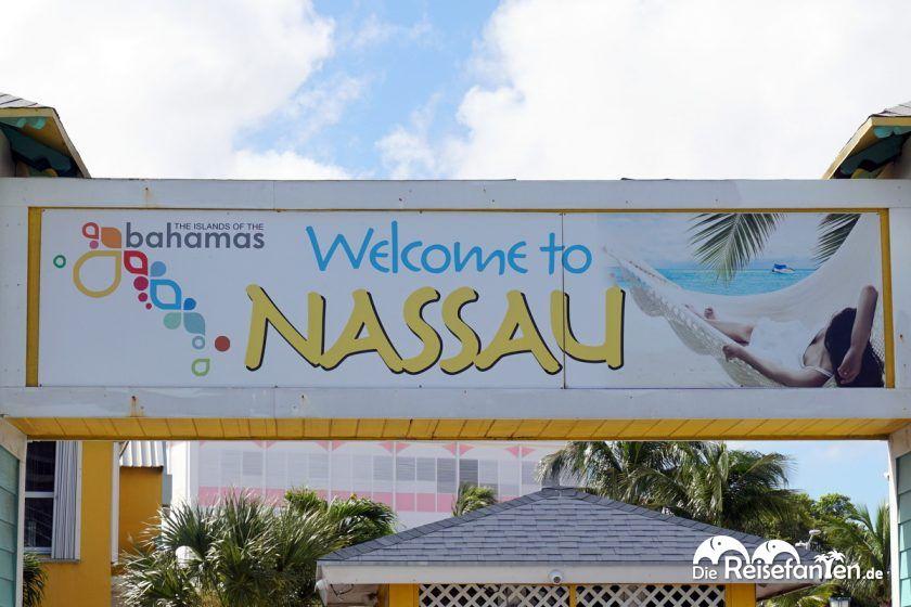 Willkommen in Nassau
