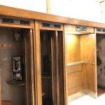 Öffentliche Telefone in der New York Public Library