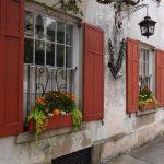 Ein schönes Haus in Charleston