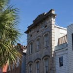 Fassade in Charleston