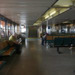 In der Staten Island Ferry