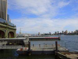 Terminal der Staaten Island Ferry