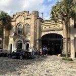 Blick auf das Slave Museum von Charleston