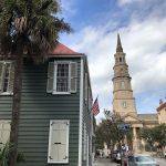 Blick auf die Charleston Church