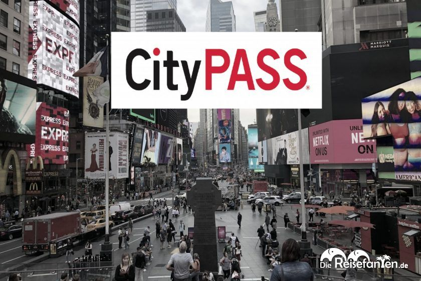 Der New York CityPASS