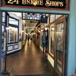 Einkaufspassage in St. Augustine FL