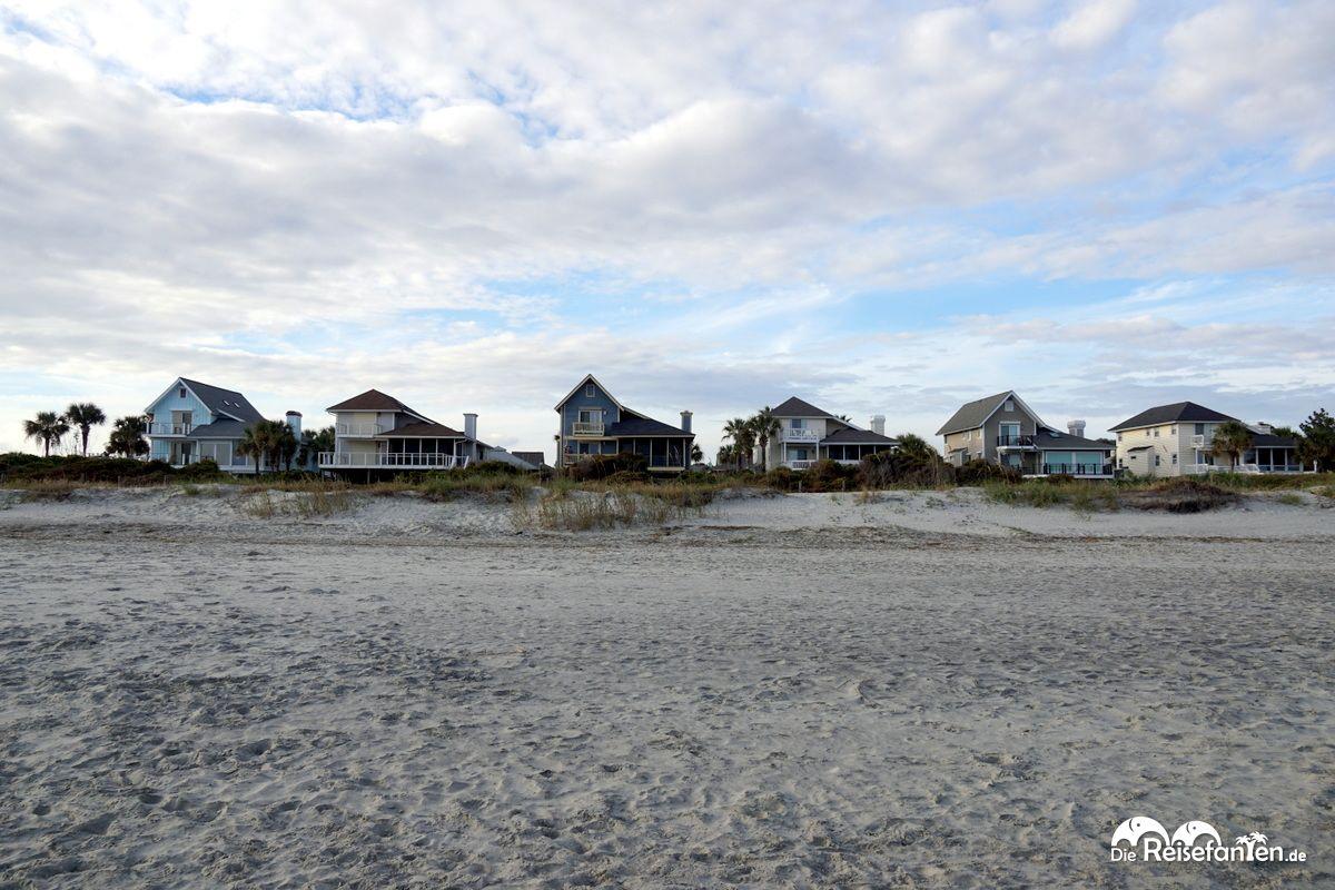 Häuser auf Sullivan's Island