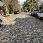 Kopfsteinpflaster in Charleston