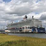 Kreuzfahrtterminal von Charleston