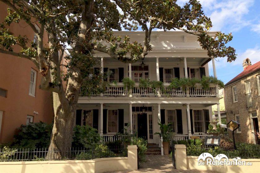 Südstaatenhaus in Charleston