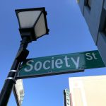 Society Street in Charleston