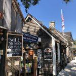 St George Street in St. Augustine FL