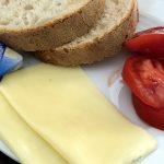 Frühstück im Hotel Tropis in Tropea
