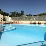 Pool im Hotel Tropis in Tropea
