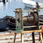 Am Hafen des italienischen Scilla