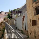 Blick durch das italienische Scilla