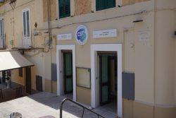 Das Büro von CST in Tropea