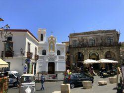Kirche in Tropea