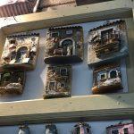 Miniaturhäuser in Tropea