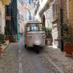 Nostalgie im italienischen Scilla