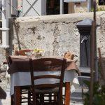 Restaurant in Tropea