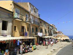 Souvenirläden in Tropea