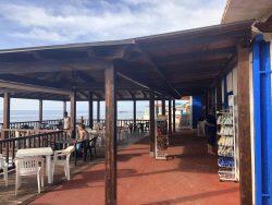 Strandbar des Lido Aretusa in Tropea