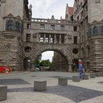 Am Leipziger Burgplatz