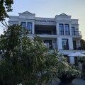 Aussenansicht des Strandhotel Fontana in Timmendorfer Strand