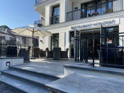 Restaurant Horizont im Strandhotel Fontana in Timmendorfer Strand