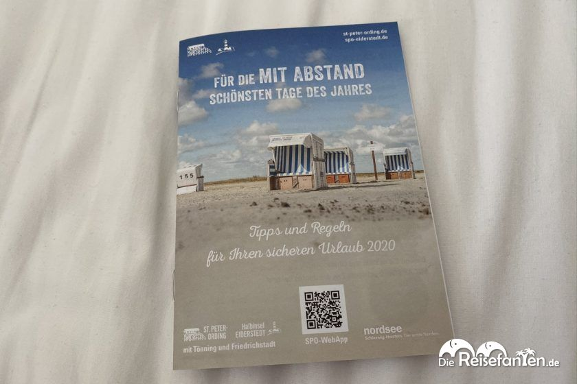 Information zu Corona in Sankt Peter Ording