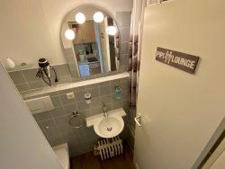 Badezimmer in der Villa Anna in Sankt Peter Ording