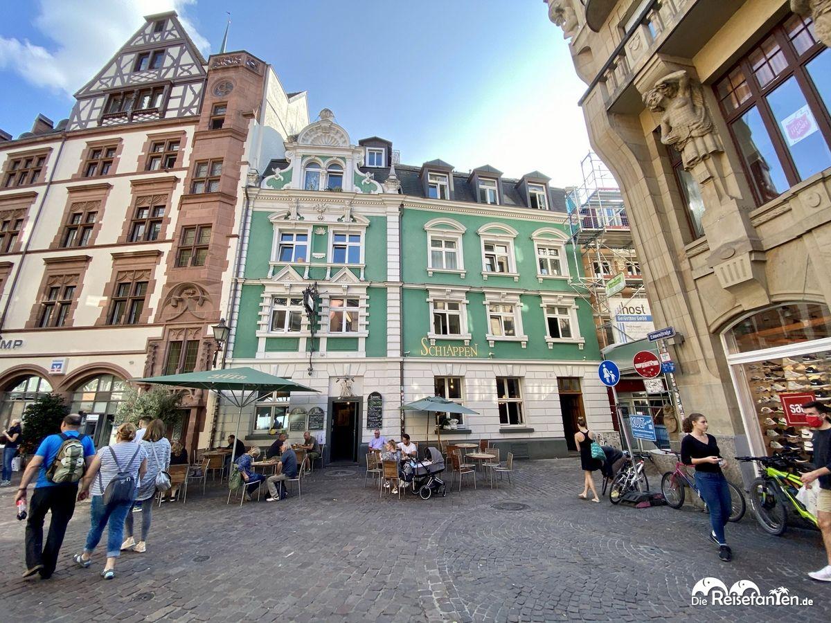 Der Schlappen in Freiburg