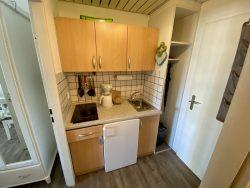 Küchenzeile in der Villa Anna in Sankt Peter Ording