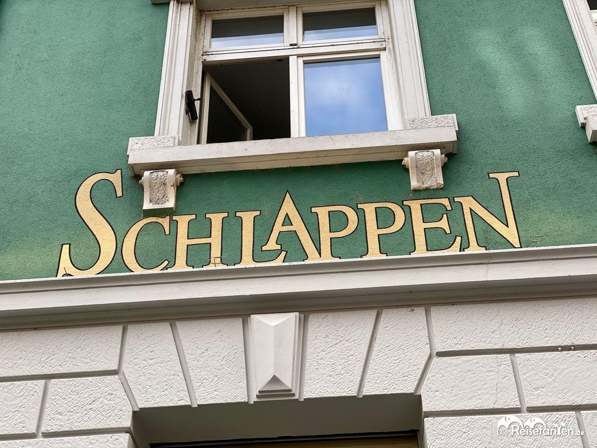 Logo des Schlappen in Freiburg