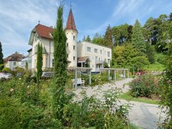 Am Rosengarten in Überlingen