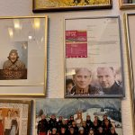 Autogrammkarten im Hotel zur Post in Rohrdorf 3