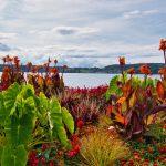 Blick auf den Bodensee in Überlingen