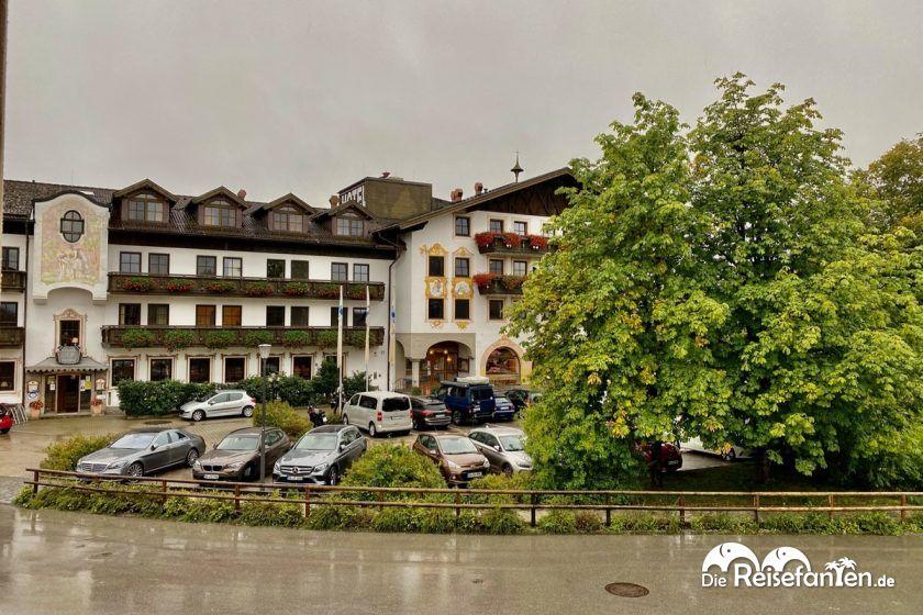 Das Hotel zur Post in Rohrdorf