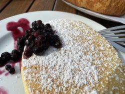 Pfannkuchen im Cafe Brazilia in Überlingen