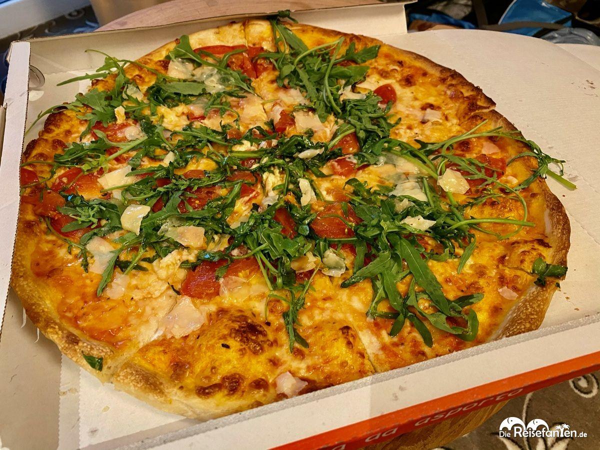 Pizza Italia von der Pizzeria Arena in Rohrdorf