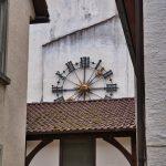 Schöne Uhr in Überlingen