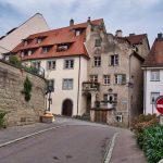 Straßenszene in Überlingen 1